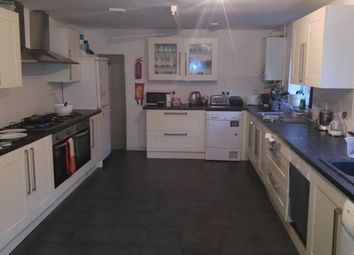 Thumbnail 10 bed shared accommodation to rent in Rolleston Drive, Nottingham