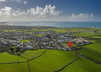 Thumbnail 2 bed semi-detached house for sale in Nancherrow Terrace, St. Just, Penzance