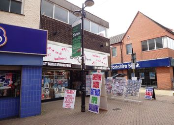 Thumbnail Restaurant/cafe to let in 16A Low Street, Sutton In Ashfield, Nottinghamshire
