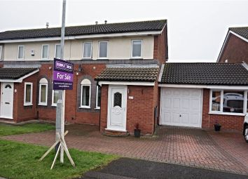 Thumbnail 3 bed end terrace house for sale in Priory Close, Morecambe