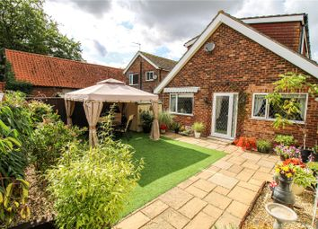 Thumbnail 4 bed detached house for sale in Manor Close, Keelby