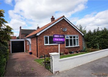 Thumbnail 2 bedroom detached bungalow for sale in Benedict Avenue, Selby
