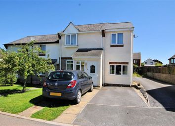 Thumbnail 3 bed end terrace house for sale in Craon Gardens, Okehampton
