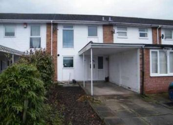 Thumbnail 2 bed terraced house for sale in Cambridge Avenue, Winsford, Cheshire