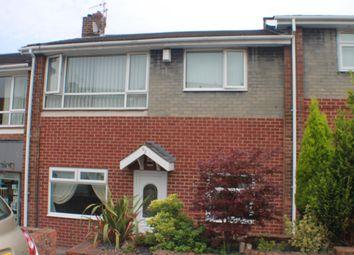 Thumbnail 2 bed flat to rent in Mountside Gardens, Dunston, Gateshead