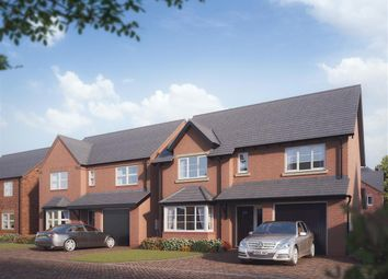 Thumbnail 4 bed detached house for sale in Swithins Wood, Lower Quinton, Stratford Upon Avon