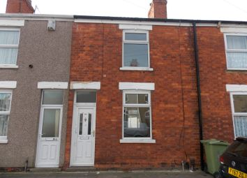 Thumbnail 3 bed terraced house to rent in Harold Street, Grimsby