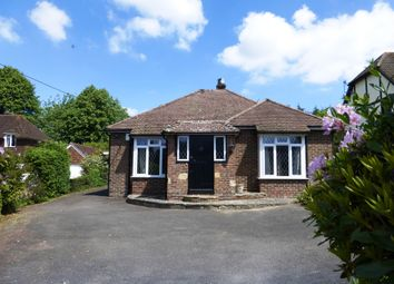 Thumbnail 3 bed detached bungalow for sale in Borers Arms Road, Copthorne, Crawley