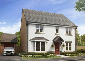 Thumbnail 4 bed detached house for sale in Shaws Lane, Eccleshall, Staffordshire