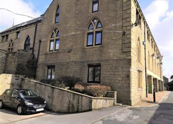 Thumbnail 2 bed mews house for sale in Knowl Road, Golcar, Huddersfield