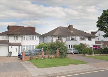 Thumbnail 5 bed semi-detached house to rent in Chase Road, London