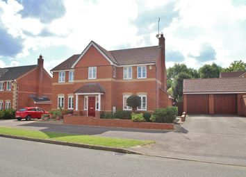 Thumbnail 5 bed detached house for sale in Cotswolds Way, Calvert, Buckingham