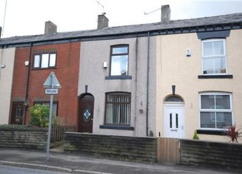 Thumbnail 2 bed terraced house to rent in Queens Park Road, Heywood