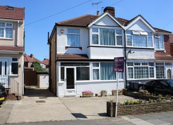 Thumbnail 3 bed semi-detached house for sale in Bilton Road, Greenford