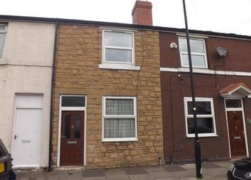 Thumbnail 2 bed terraced house to rent in Selborne Street, Eastwood, Rotherham