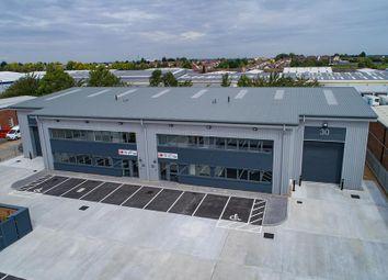 Thumbnail Light industrial to let in Unit 30 Bilton Way, Luton, Bedfordshire