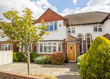 Thumbnail 5 bedroom semi-detached house for sale in Overdale Avenue, New Malden
