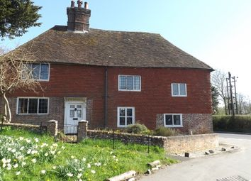 Thumbnail 3 bed property to rent in Church Lane, Hellingly, Hailsham