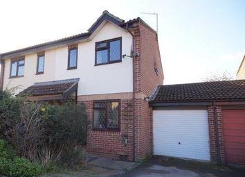 Thumbnail 2 bed semi-detached house for sale in Thirlmere Close, Bordon