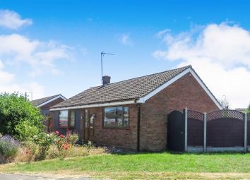 Thumbnail 2 bed detached bungalow for sale in Scotney Way, Sawtry, Huntingdon