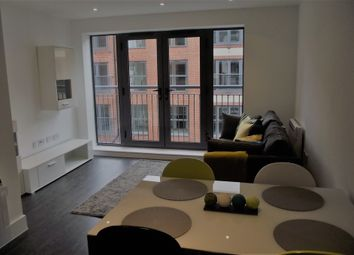 Thumbnail 1 bed flat to rent in Carver Street, Jewellery Quarter, Birmingham