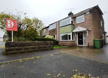 Thumbnail 3 bed semi-detached house to rent in Dronfield Woodhouse, Dronfield