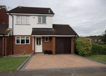 Thumbnail 3 bed detached house to rent in Notton Way, Lower Earley, Reading, Berkshire