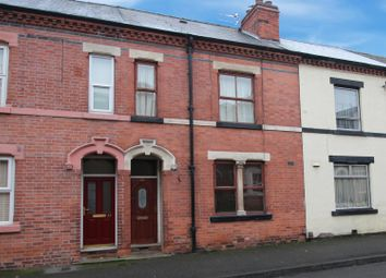 Thumbnail 3 bedroom terraced house for sale in Dowson Street, Nottingham
