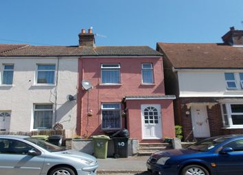 Thumbnail 2 bed terraced house to rent in Camperdown Street, Bexhill