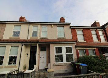 Thumbnail 2 bed terraced house to rent in Melville Road, Bispham
