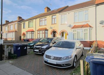 Thumbnail 3 bed terraced house to rent in Princes Avenue, Greenford