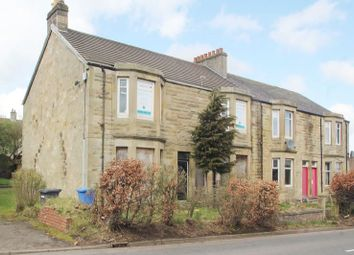 Thumbnail 1 bed flat for sale in 10, Thornton Road, Kirkmuirhill ML119Qe