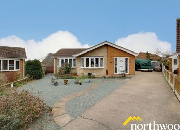 Thumbnail 2 bed detached bungalow for sale in Yew Tree Road, Elkesley, Retford