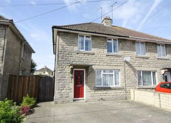 Thumbnail 3 bed semi-detached house for sale in Greenway Lane, Chippenham, Wiltshire
