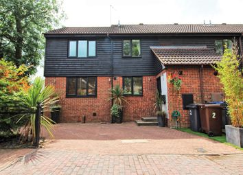 Thumbnail 3 bedroom end terrace house for sale in Ermine Court, Church Street, Buntingford