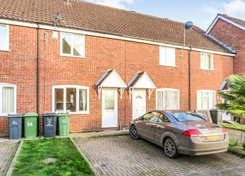 3 bed terraced house for sale in Thorpe Drive, Attleborough NR17