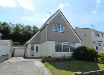 Thumbnail 3 bed detached bungalow for sale in Heol-Y-Bardd, Bridgend