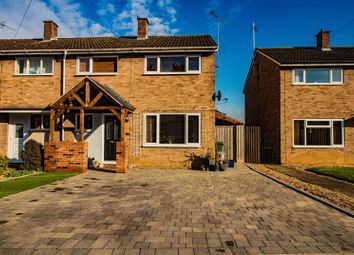 Thumbnail 3 bed semi-detached house for sale in Beech Road, Newport Pagnell