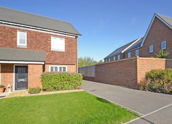 Thumbnail 3 bed semi-detached house for sale in Longbeech Park, Canterbury Road, Charing, Ashford