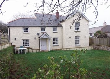Thumbnail 4 bedroom detached house to rent in College Hill, Penryn
