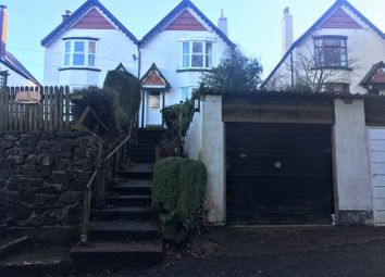 Thumbnail 3 bed semi-detached house for sale in Highland View, Station Road, Okehampton