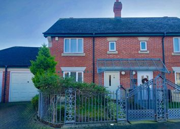 Thumbnail 3 bed semi-detached house for sale in St. Johns Close, Middlesbrough