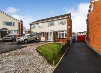 Thumbnail 3 bed property to rent in Andover Close, Adderley Green, Stoke-On-Trent