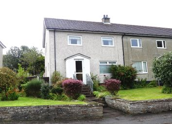 Thumbnail 3 bed end terrace house for sale in Heathfield Road, Thurso