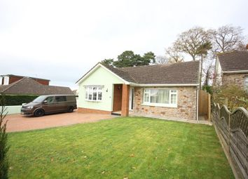 Thumbnail 3 bed detached bungalow for sale in The Copse, Twickenham Road, Newton Abbot