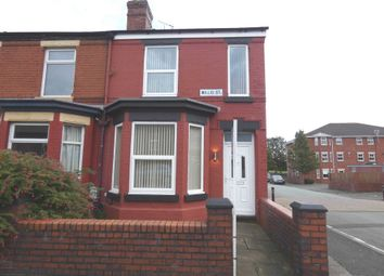 3 bed end terrace house for sale in Willis Street, Warrington WA1