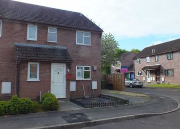 Thumbnail 2 bed semi-detached house to rent in Indigo Gardens, Westbury, Wiltshire