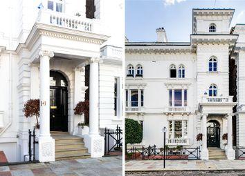 Thumbnail 5 bed terraced house to rent in Kensington Gate, South Kensington, London