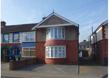 Thumbnail 3 bed end terrace house for sale in Chatsworth Avenue, Portsmouth