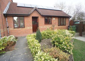 Thumbnail 2 bed property to rent in Blackthorne Close, Kilburn, Belper